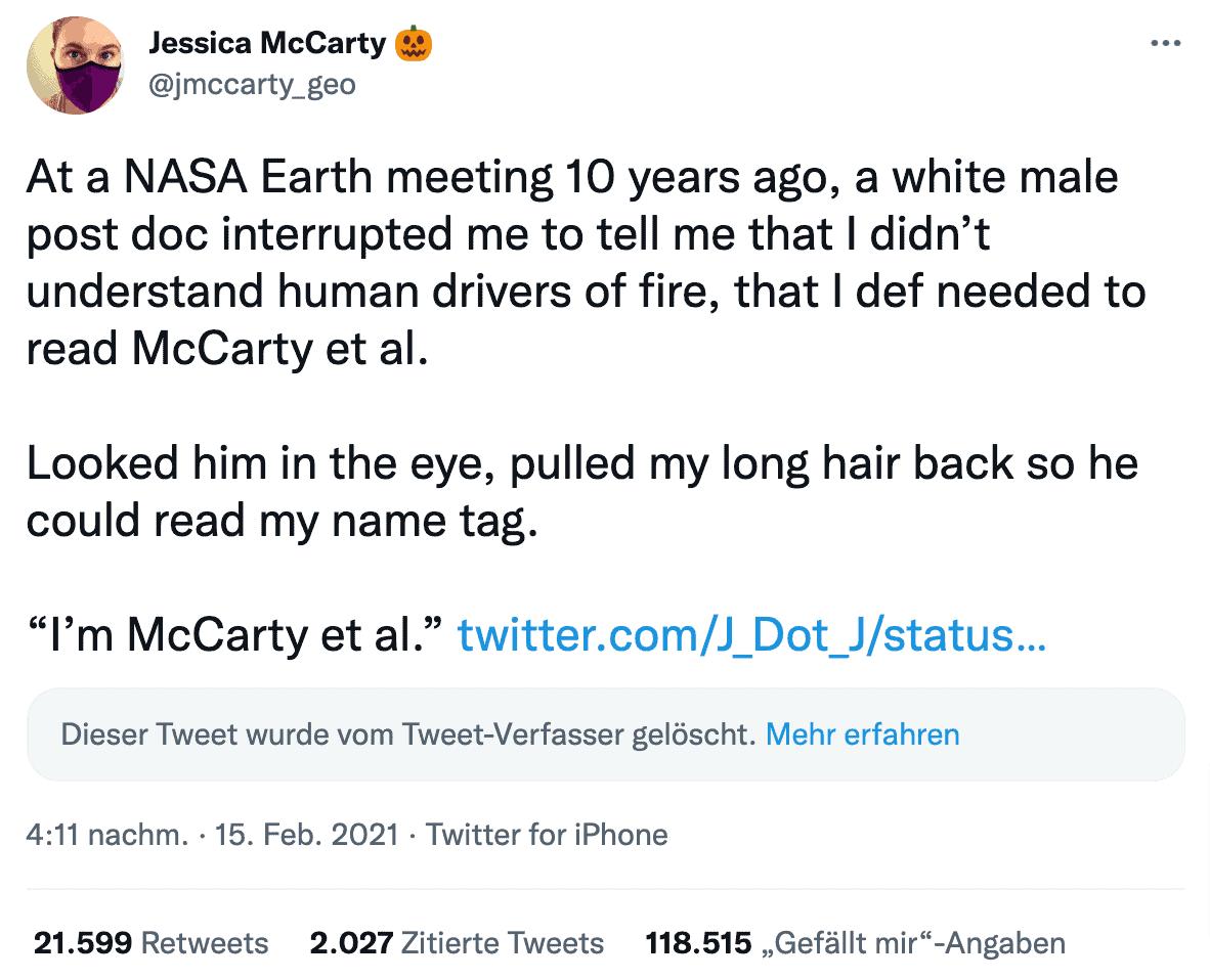 Jessica McCarty